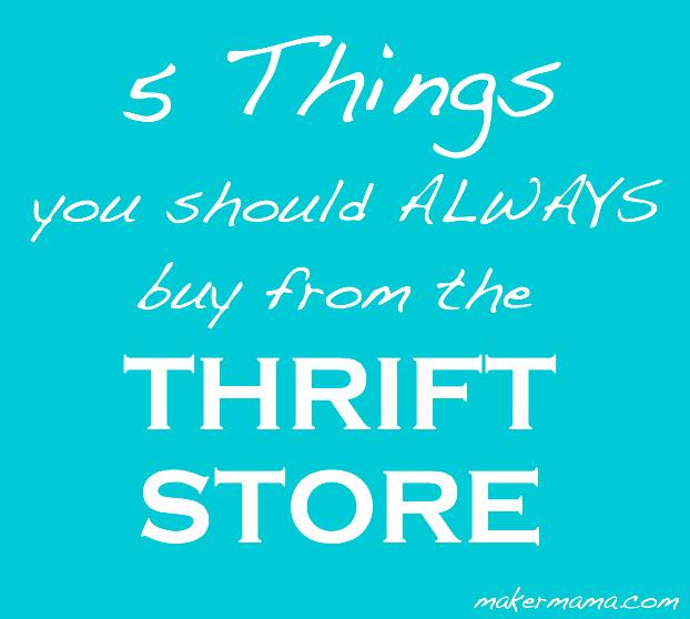 fivethingsthrift