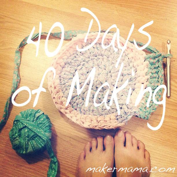40daysmakingcopy