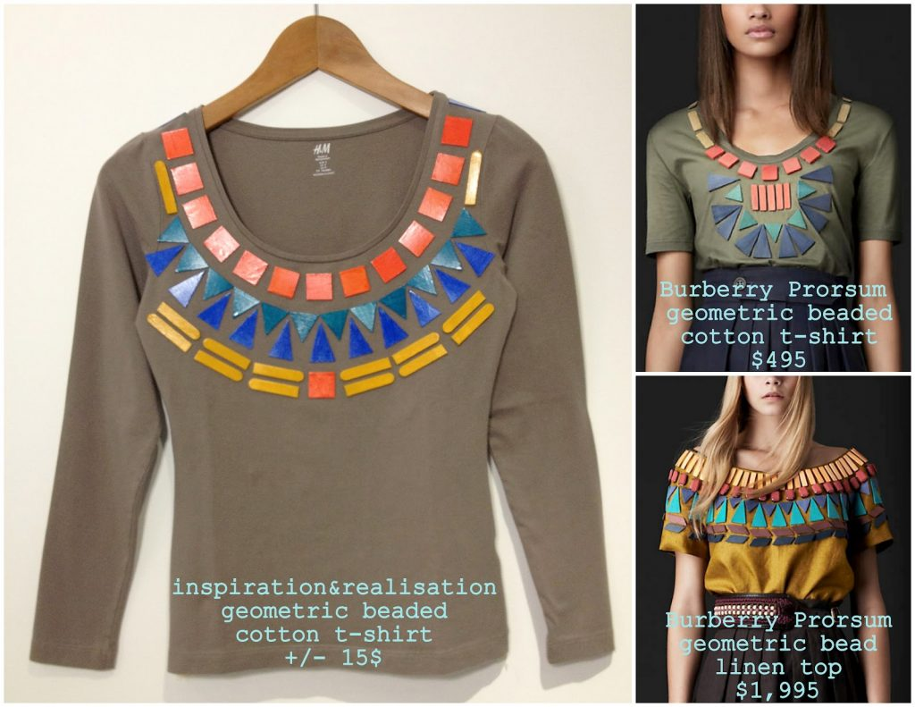 inspiration26realisation_burberry_prorsum_geometric_beaded_cotton_t-shirt_diy_side_by_side