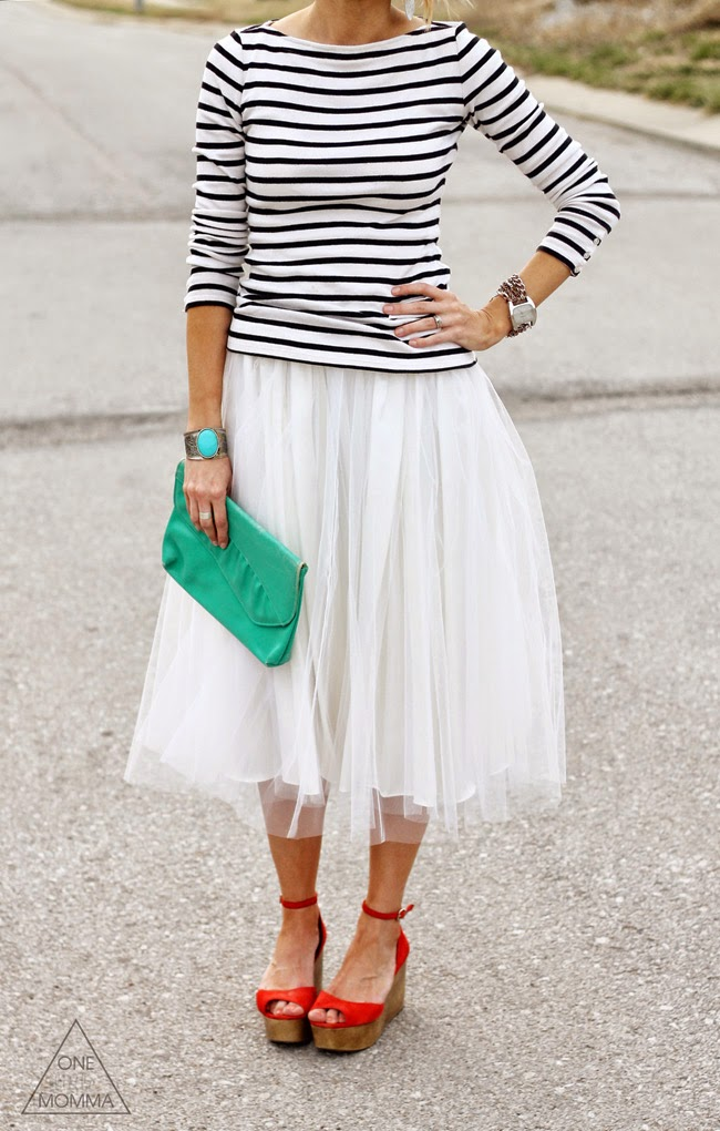 tulle-skirt-stripes-and-teal
