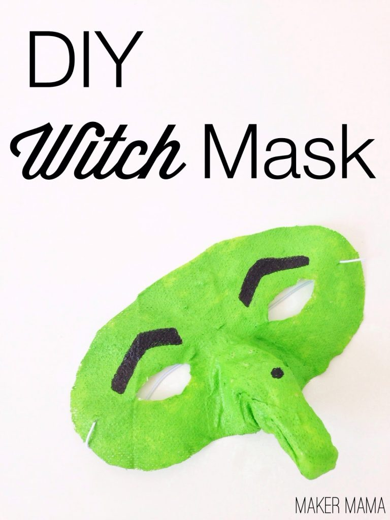 DIY-witch-mask