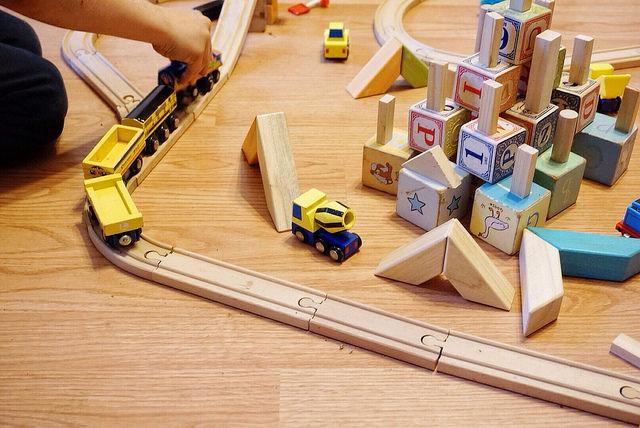 blocks-train