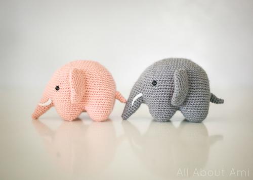 crochet-elephant