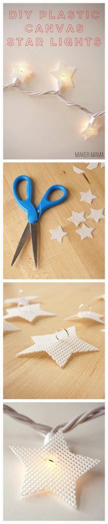 diy-plastic-canvas-star-lights