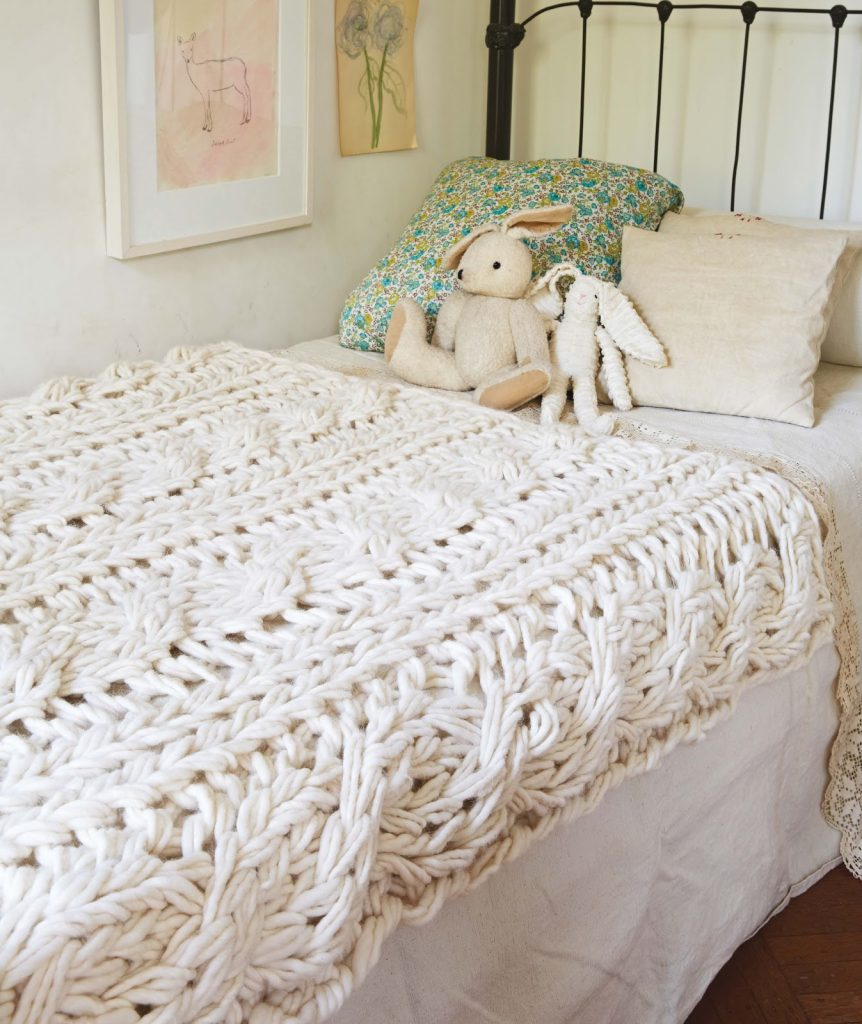 Cable2Bblanket