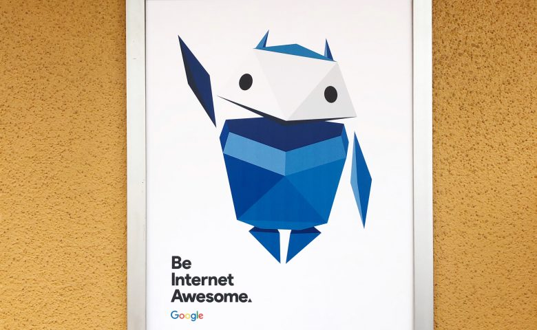 google-robot-be-internet-awesome